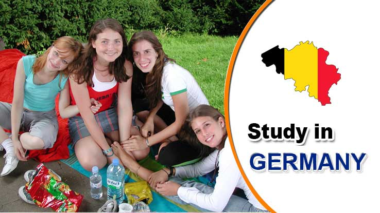 Student Visa for Germany from Sydney, Australia