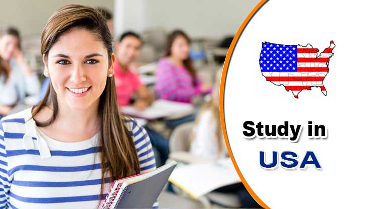 Student Visa for USA from Sydney, Australia